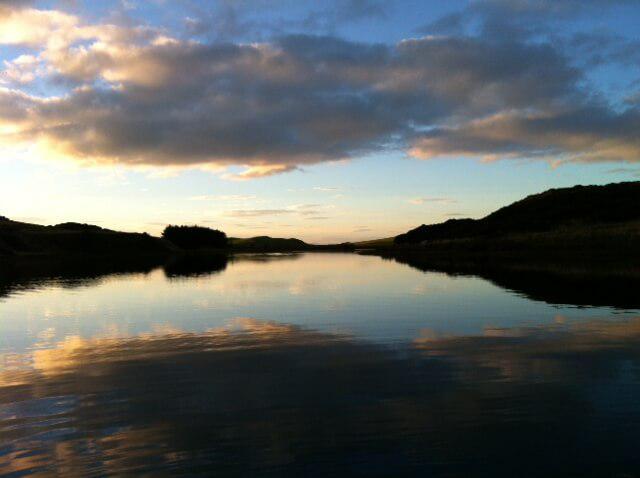 Evening sunset Oct 13_0